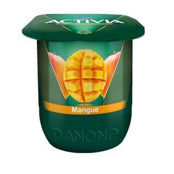 yaourt Activia à la mangue