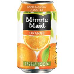 Jus d'orange Minute Maid 33cl