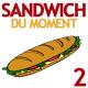 Sandwich du moment 2