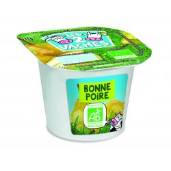 """Yaourt Bio à la vanille """"Les 2 vaches"""""""